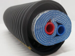 Non-Barrier Insulated Pipe