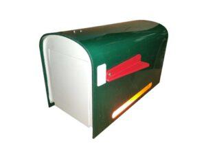 Rural Mailbox - Green FREE SHIPPING