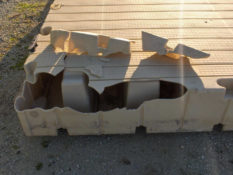 boat-dock before