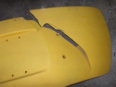 yellow-fender-before